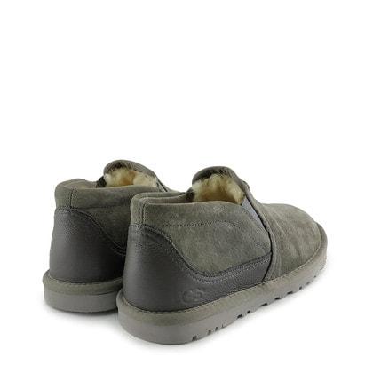 Слипоны UGG Mens Slip-On Tasman II Grey
