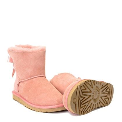 Угги UGG Mini Bailey Bow II Pink