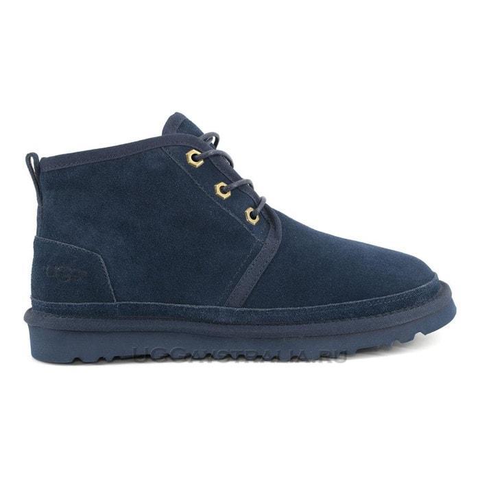 Мужские ботинки UGG Mens Neumel Suede Navy
