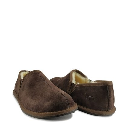 Слипоны UGG Mens Scuff Romeo II Slipper Chocolate