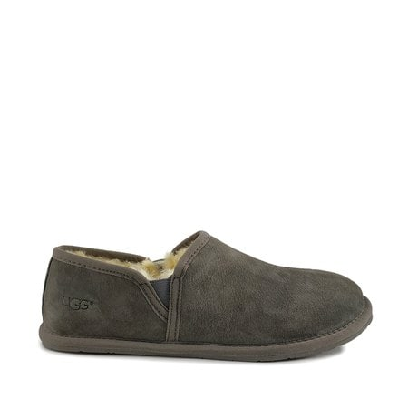 Слипоны UGG Mens Scuff Romeo II Slipper Grey