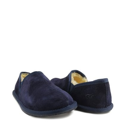 Слипоны UGG Mens Scuff Romeo II Slipper Navy
