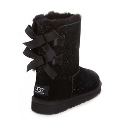 Угги UGG Bailey Bow Constellation Black
