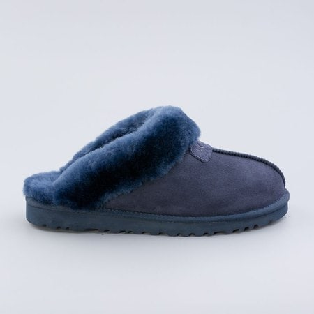 Тапочки UGG Mens Coquette Slipper Navy