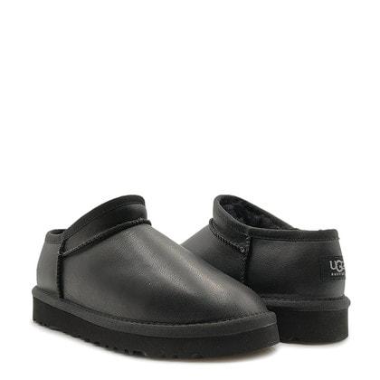 Слипоны UGG Tasman Slipper Metallic Black