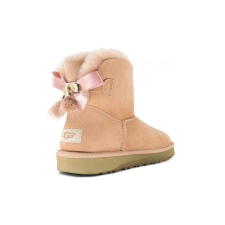 Угги UGG Mini Bailey Bow Tassel Lantana