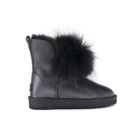 Угги UGG Fox Gen II Metallic Black