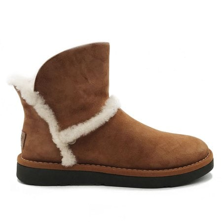Полуботинки UGG Luxe Spill Seam Mini Boot Bruno