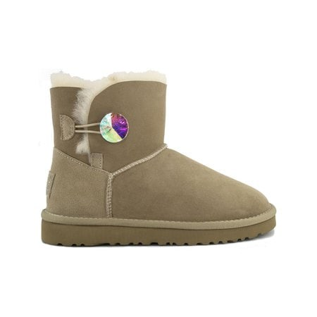 Угги UGG Mini Bailey Bling Sand