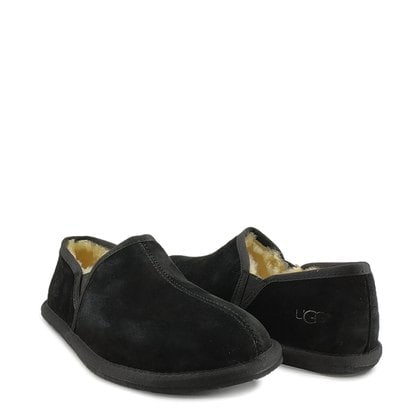 Слипоны UGG Mens Scuff Romeo II Slipper Black