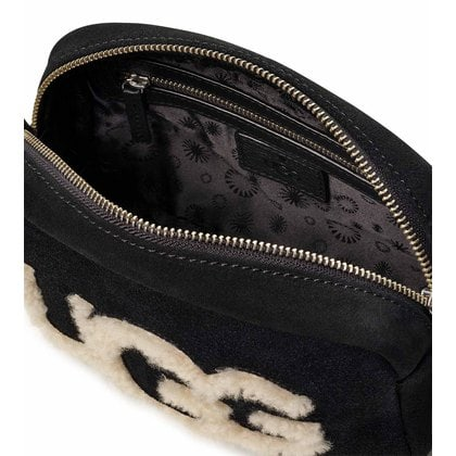 Сумка UGG Janey Sheepskin Crossbody Black