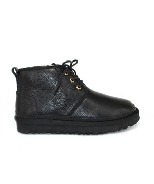 Ботинки UGG Neumel Leather Black