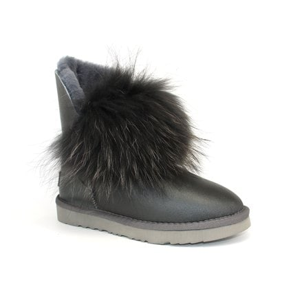 Угги UGG Fox Gen II Metallic Grey