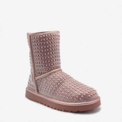 Угги UGG Classic Short Pearl Pink