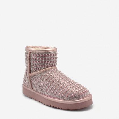 Угги UGG Classic Mini Pearl Pink
