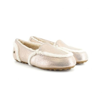 Мокасины UGG Hailey Loafer Rose Gold