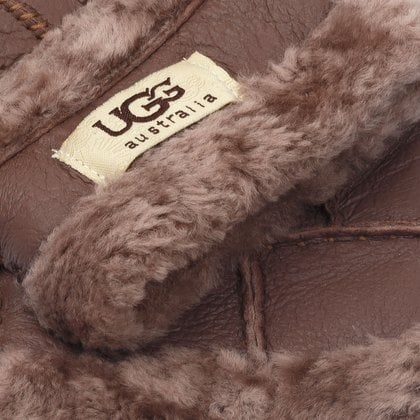 Перчатки UGG Glove Tenney Chocolate