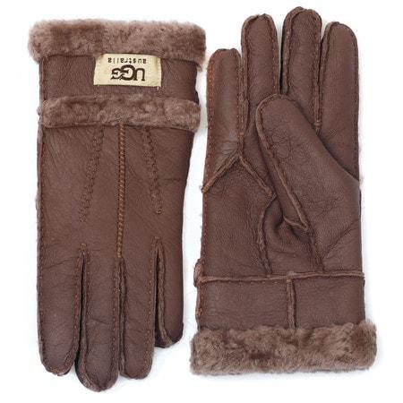 Перчатки UGG Glove Tenney Chocolate