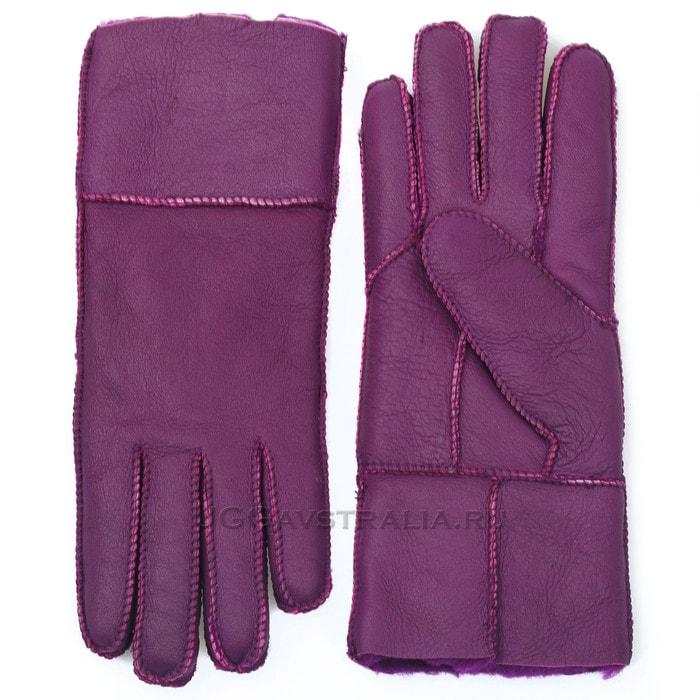 Женские перчатки UGG Classic Glove Violet