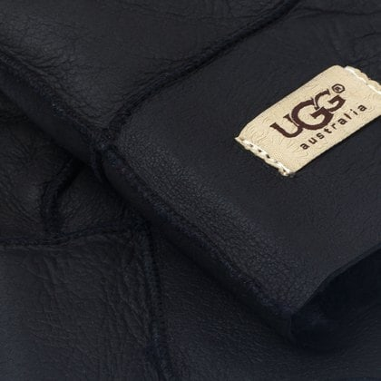 Перчатки UGG Classic Glove Black/Navy