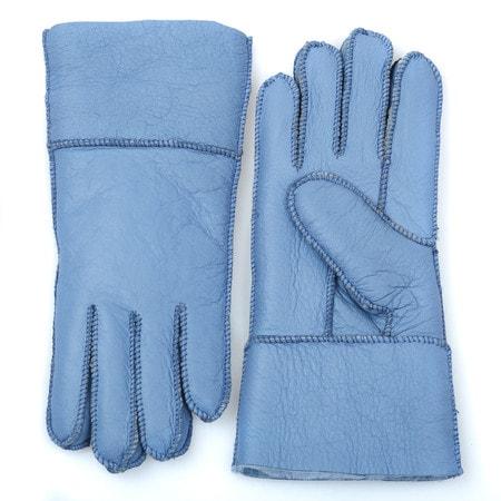 Перчатки UGG Classic Glove Sky Blue