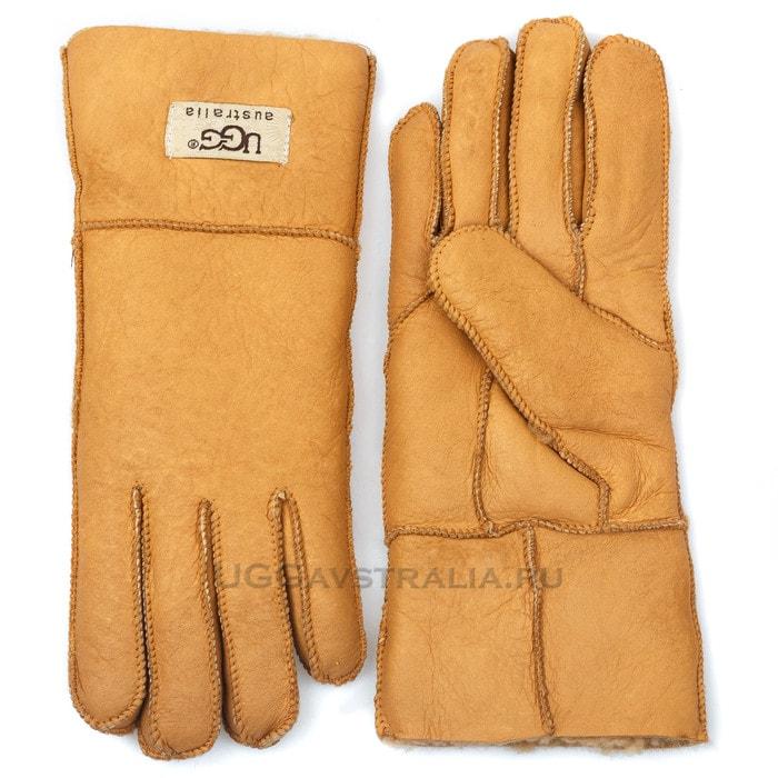 Женские перчатки UGG Classic Glove Chestnut