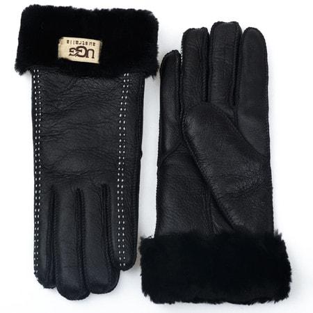 Перчатки UGG Classic Glove Black/White
