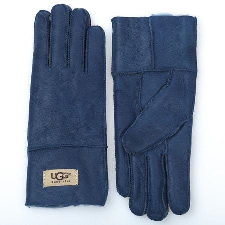 Перчатки UGG Classic Glove Dark Blue