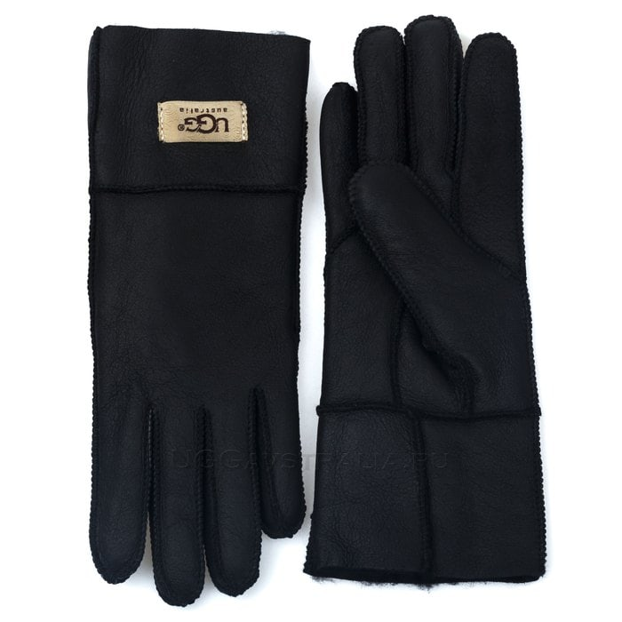 Женские перчатки UGG Classic Glove Black