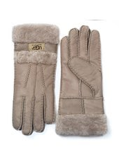Перчатки UGG Glove Tenney Grey