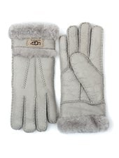 Перчатки UGG Glove Tenney Light Grey
