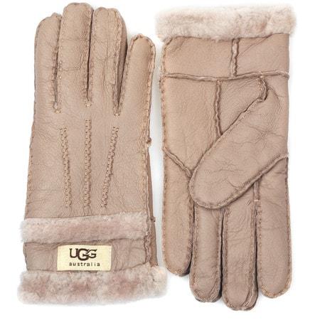 Перчатки UGG Glove Three Rays Sand