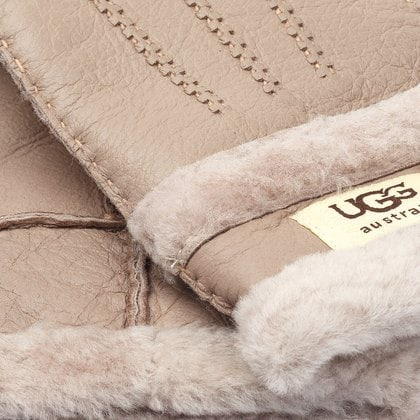 Перчатки UGG Glove Three Rays Sand