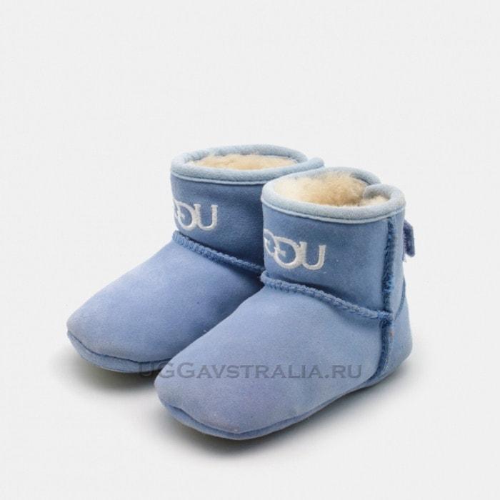 Пинетки для малышей UGG Baby Jesse Blue
