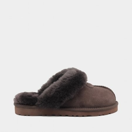 Тапочки UGG Mens Coquette Slipper Chocolate