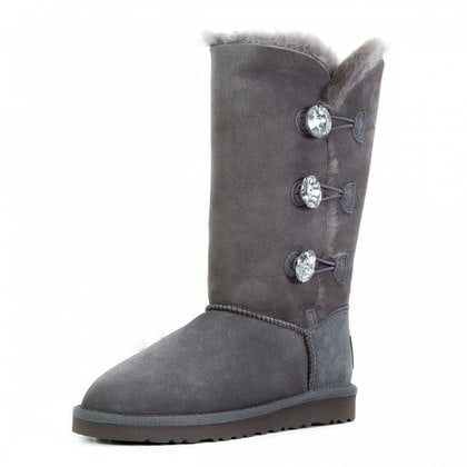Угги UGG Bailey Bling Triplet Grey