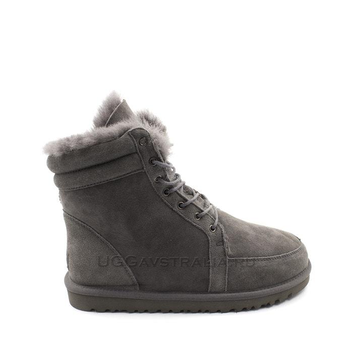 Мужские ботинки UGG Mens Harkley II Grey