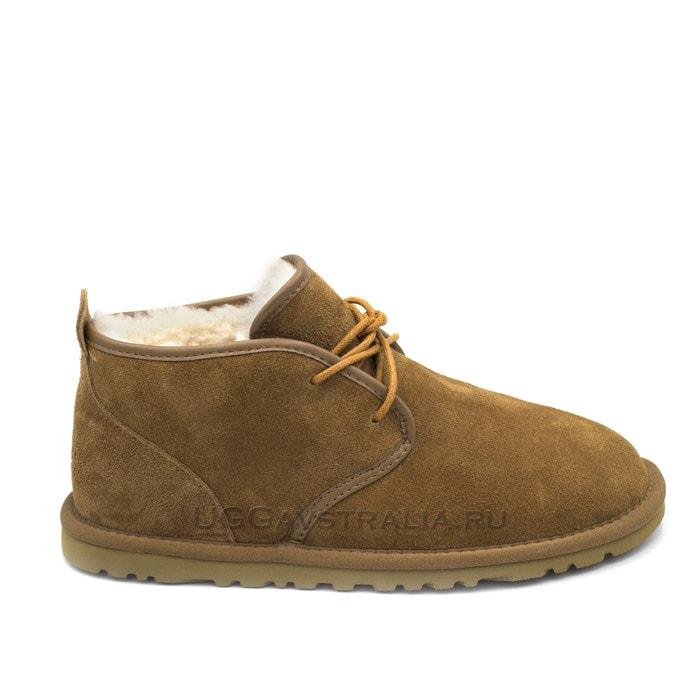 Мужские ботинки UGG Mens Maksim Boots Chestnut