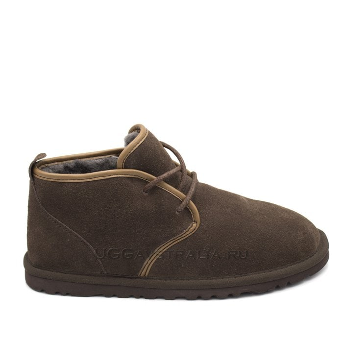 Мужские ботинки UGG Mens Maksim Boots Chocolate
