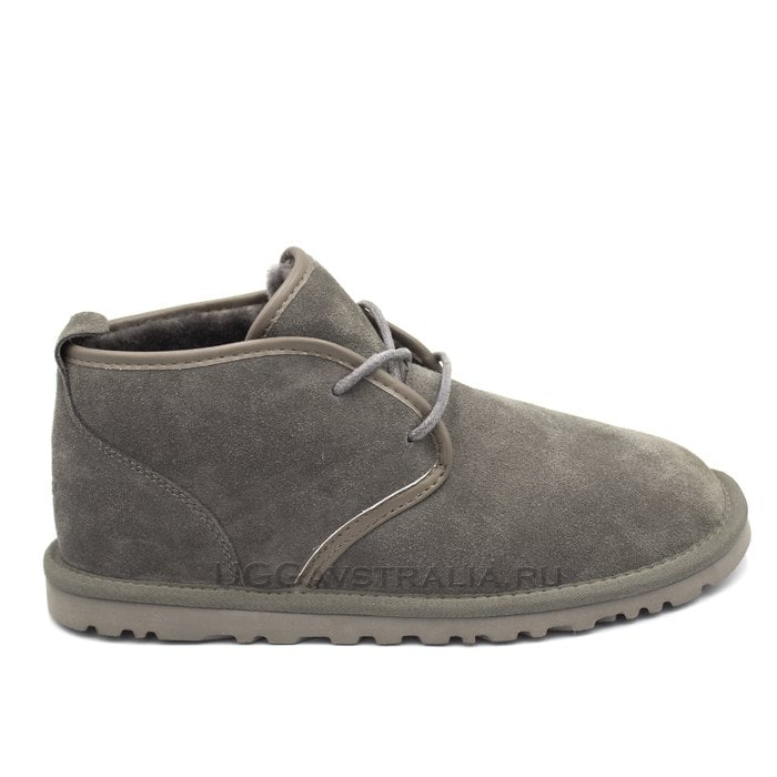 Мужские ботинки UGG Mens Maksim Boots Grey