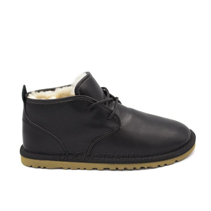 Мужские ботинки UGG Mens Maksim Boots Metallic Black