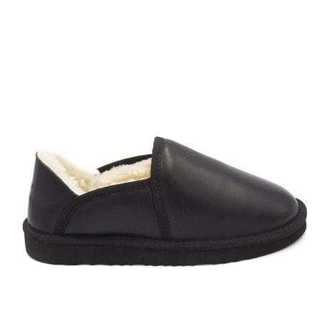 Слипоны UGG Mens Slip-on Kenton Metallic Black