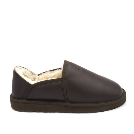 Слипоны UGG Mens Slip-on Kenton Metallic Chocolate