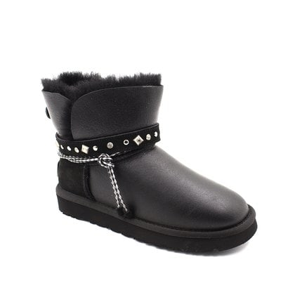 Угги UGG Renn Metallic Black