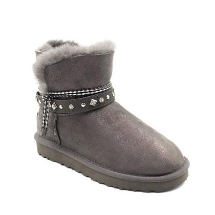 Угги UGG Renn Glitter Grey