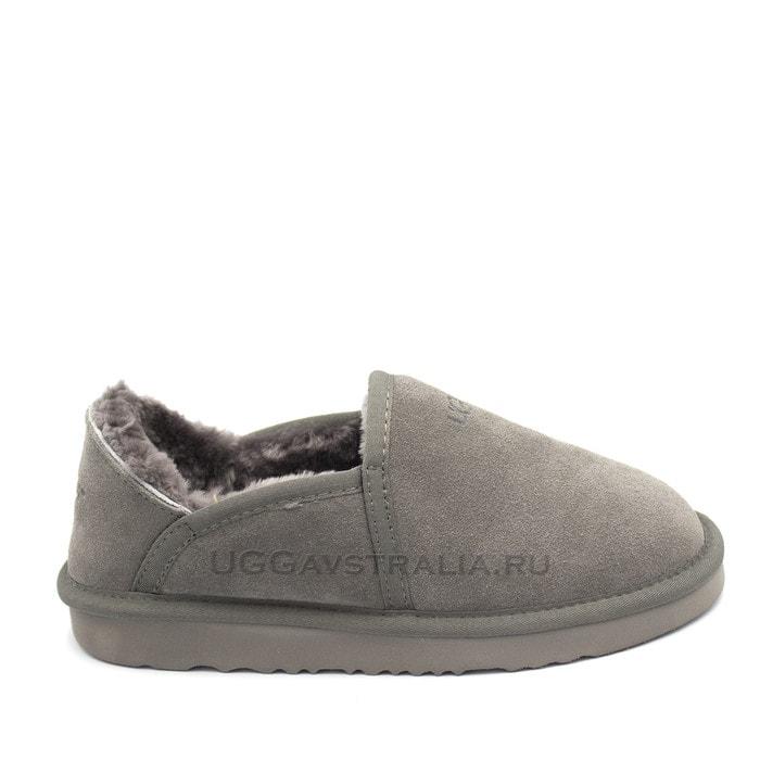 Женские слипоны UGG Slip-on Kenton Grey