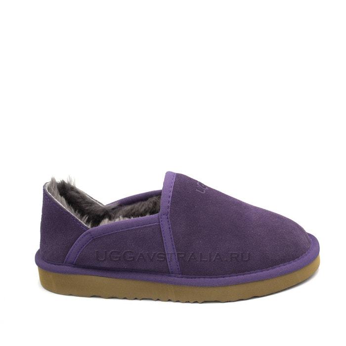 Женские слипоны UGG Slip-on Kenton Purple