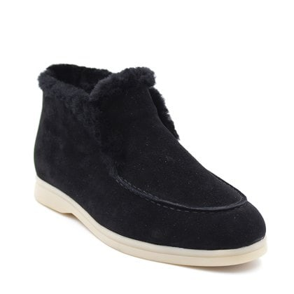 Ботинки Loro Piana Classic Black