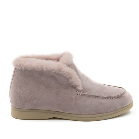 Ботинки Loro Piana Classic Pink