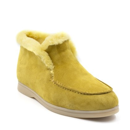 Ботинки Loro Piana Classic Yellow